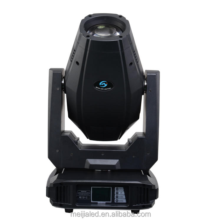 300 w dmx512 sharpy punto funzione di zoom led moving head stage light