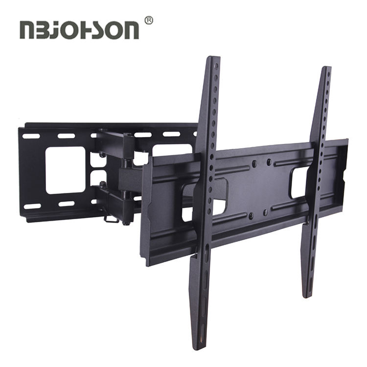 180 Graus Giratória de Aço Sólido 23-56 Polegada removível tv wall mount