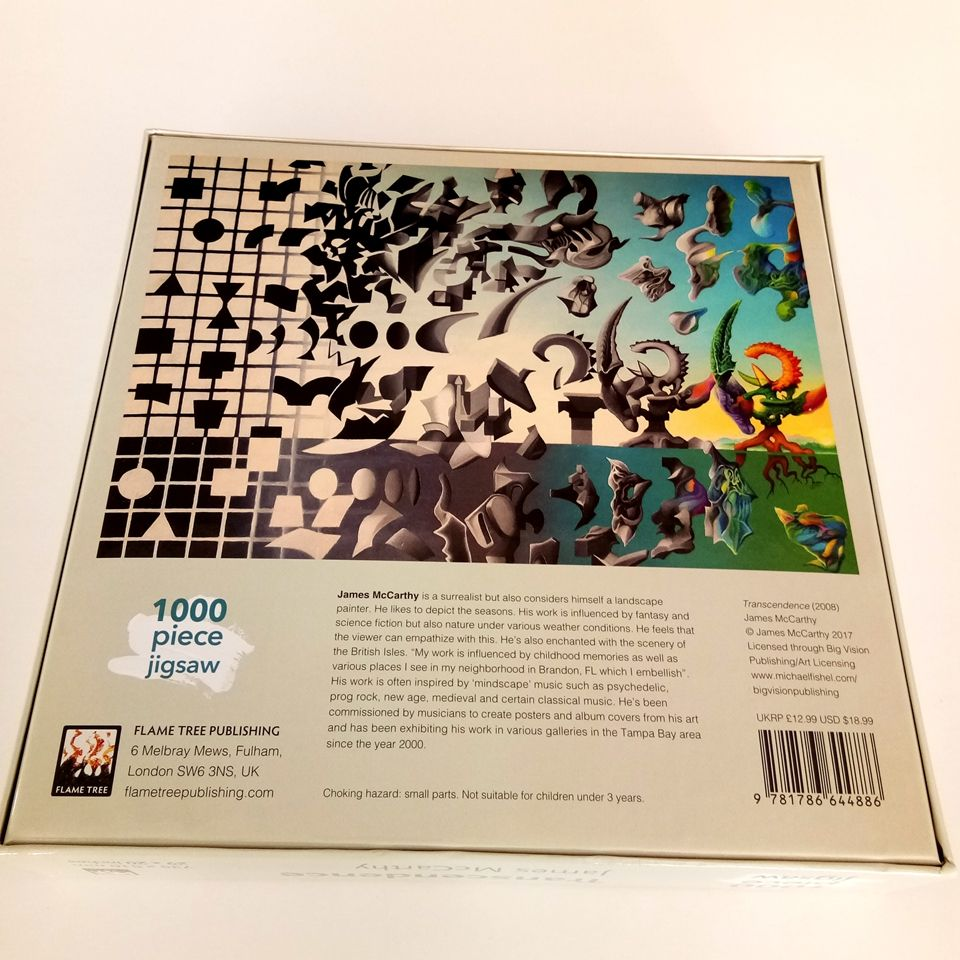 OEM Factory Provide Professional Printing Services 1000 pieces Puzzle Board Game Custom Paper Jigsaw Puzzle for Family Games