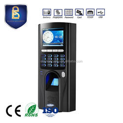 Multi-function network biometric fingerprint access control