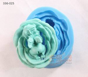 silicone cake mould angel baby,fondant cake decorating tools, silicone cake mold recipe