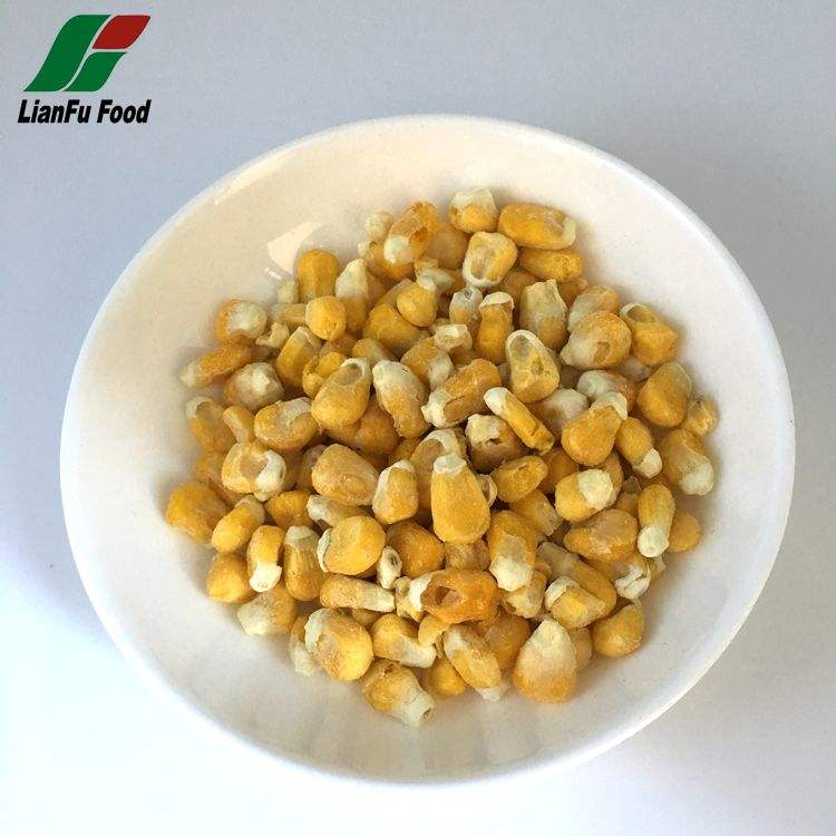 New cropdehydrated vegetables dried yellow corn, for sale