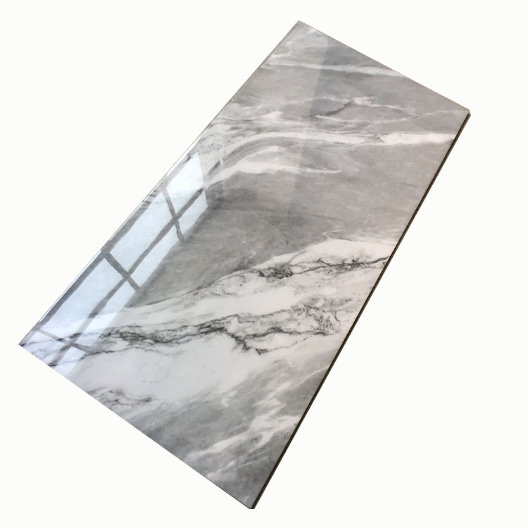 Glazed Polished Decorative Ceramic Mirror Kitchen Wall Tiles Glass Tiles