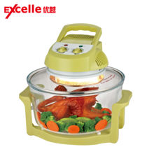 Wholesale hot sale electric portable baking bread halogen convection oven