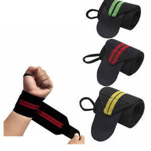 Wholesale Cross Training Workout Gym Powerlifting Bodybuilding Wrist Wraps