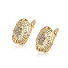 97649 xuping boucles d'oreilles earrings, bijuterias atacado