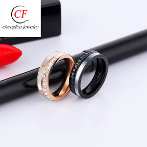 Wholesale Custom Jewelry Championship Engraved Rose Gold Ring Designs for Men