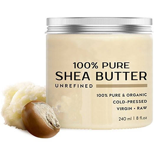 Wholesale unrefined raw shea butter for skin care