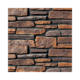artificial fieldstone stacked stone country stone