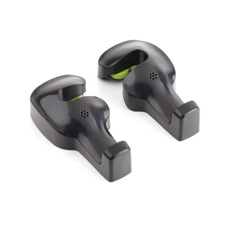 Universal Car Vehicle Back Seat Headrest Hanger Holder Hooks (Set of 2)