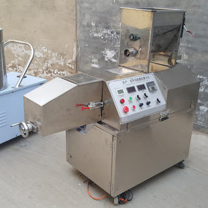 Floating fish feed pellet machine for sale/stainless steel cat dog food extruder making machine
