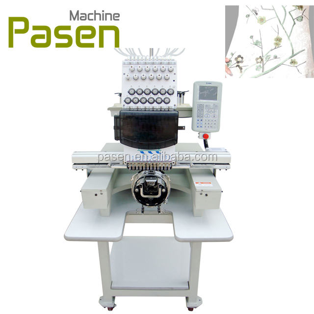 single head sequin computer embroidery machine China Price