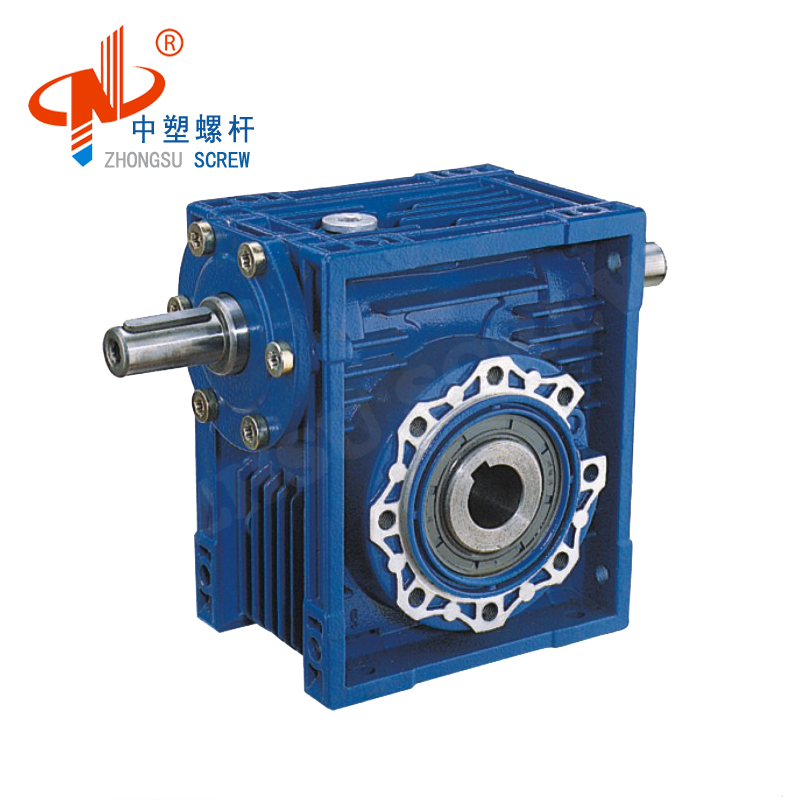 NMRV 30 worm reducer gearbox with 30:1 ratio design