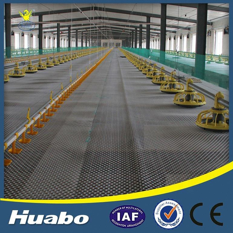 Chicken Poultry Farm Equipment Automatic Chicken Broiler Pan Feeding System
