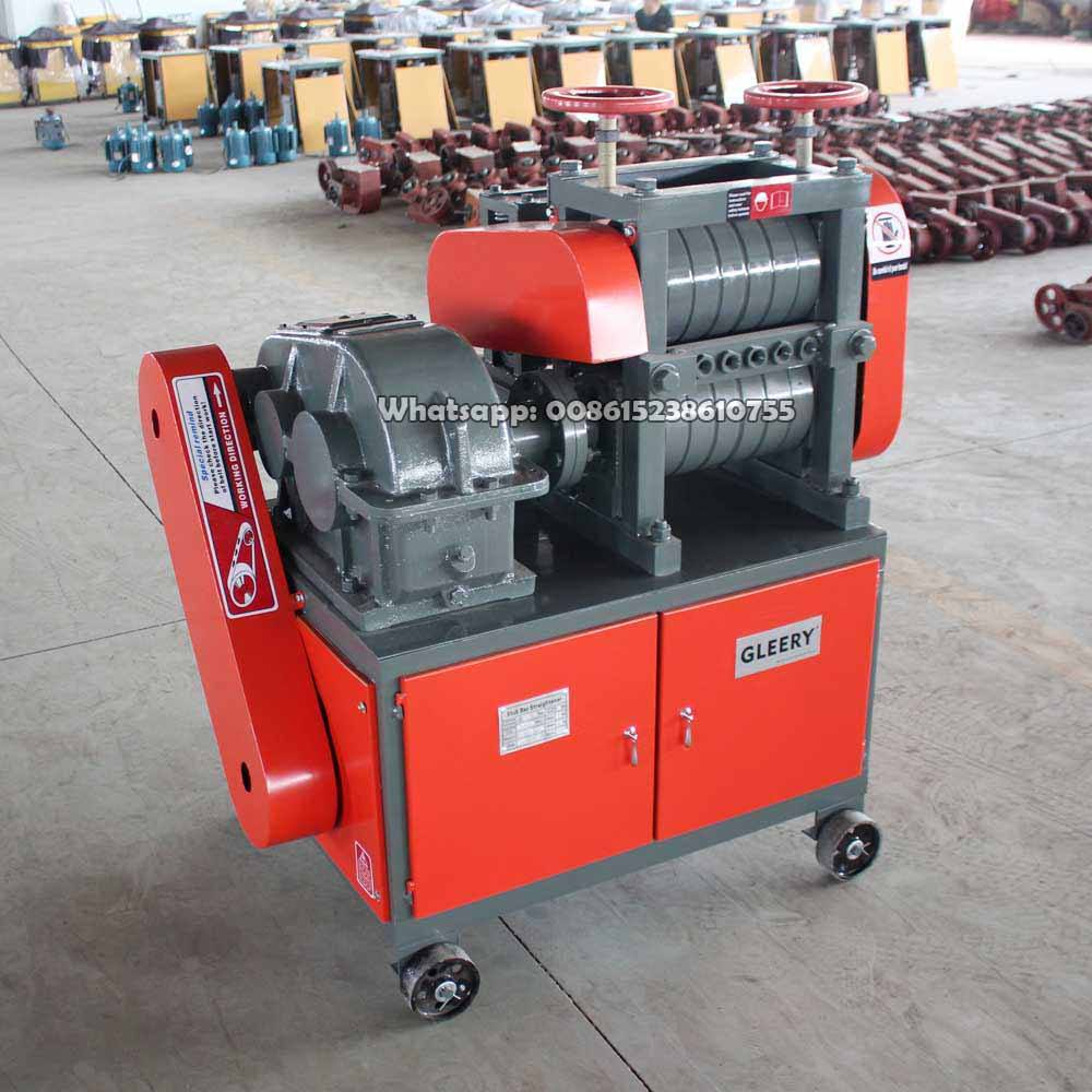 4 to 14mm scrap steel rod straightening machine/scrap steel bar straightening machine,straightener cutter