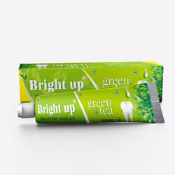 natural Green tea organic tooth paste double oral fresh deep clean toothpaste
