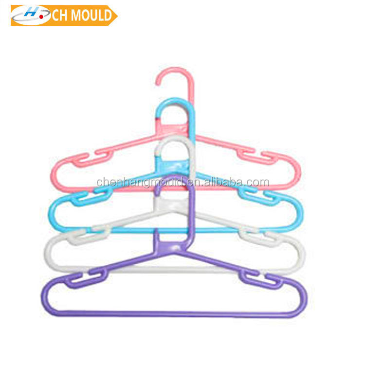 factory making hot sale clothes hanger plastic injection mould