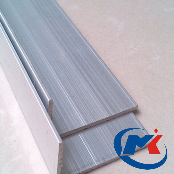 Aluminium alloy angel bar 6082 equal angle 50x50