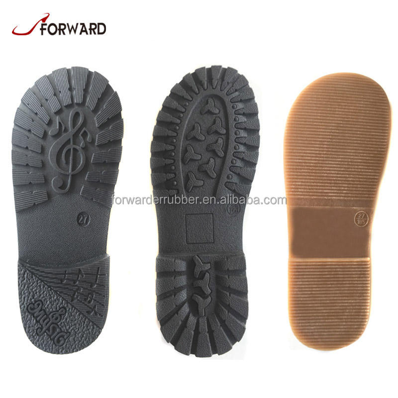 rubber children shoes soles child soles with good price