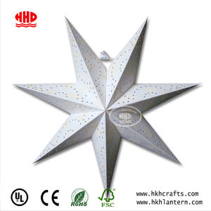 Hot sale origami star paper lantern wholesale