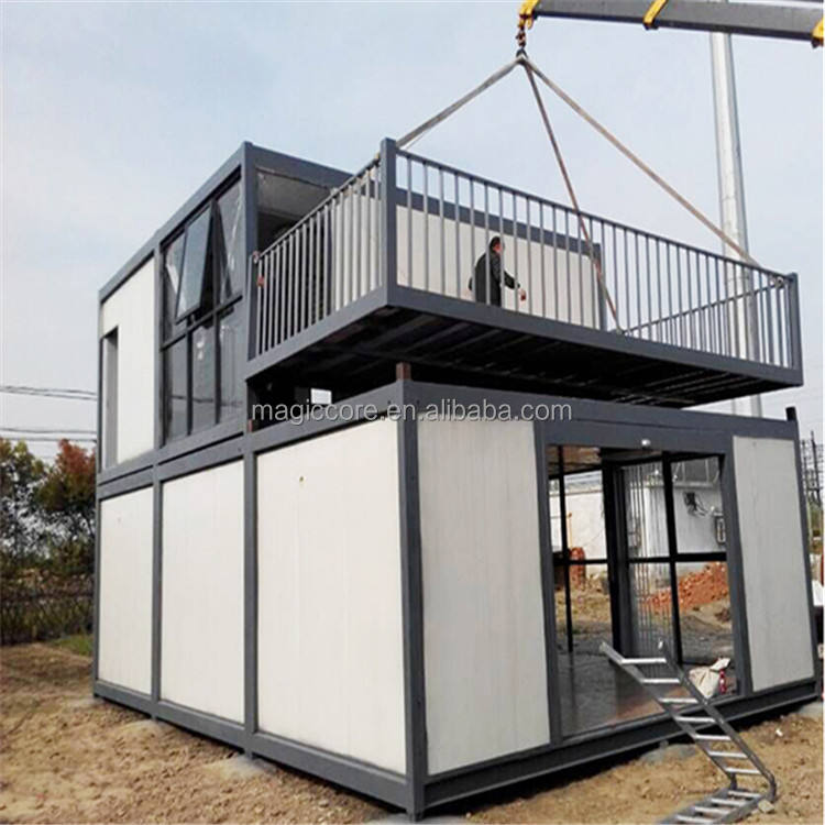 40ft Mobiele Bar, Restaurant, Container Hotel, Stalen Container Opslag Goedkope Prefab Gebouw