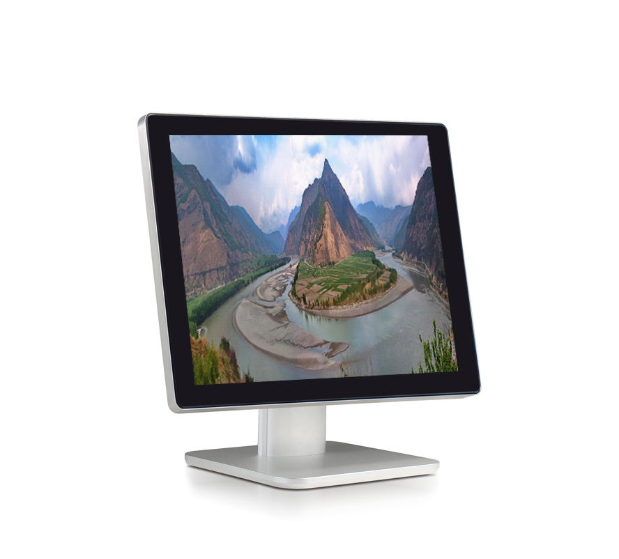 19 Inch Dinding Layar Sentuh All-In-One Komputer