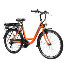 women bike 26 inch light electric bike city