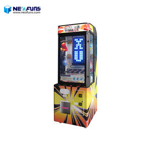 Stacker prijzengeld game/stapelaar game/stapelaar game machine