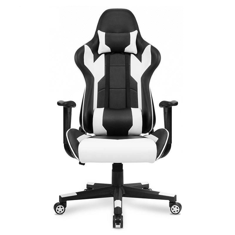 Foshan Factory Black Computer Gaming Chair Racing Office Chair PC Gaming Chair