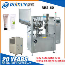 Fully Automatic Soft Tube Filling & Sealing Machines