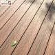 exotic wholesale wood floor black composite wpc co-extrusion decks