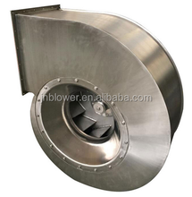Stainless steel gas exhaust direct drive induced forced draft ventilato fan centrifugal blower of boiler