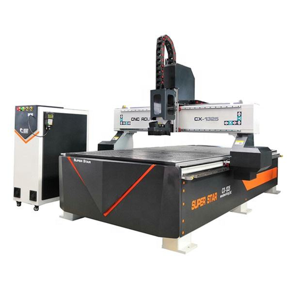 jinan superstar cnc wood router wood lathe attachment vacuum table
