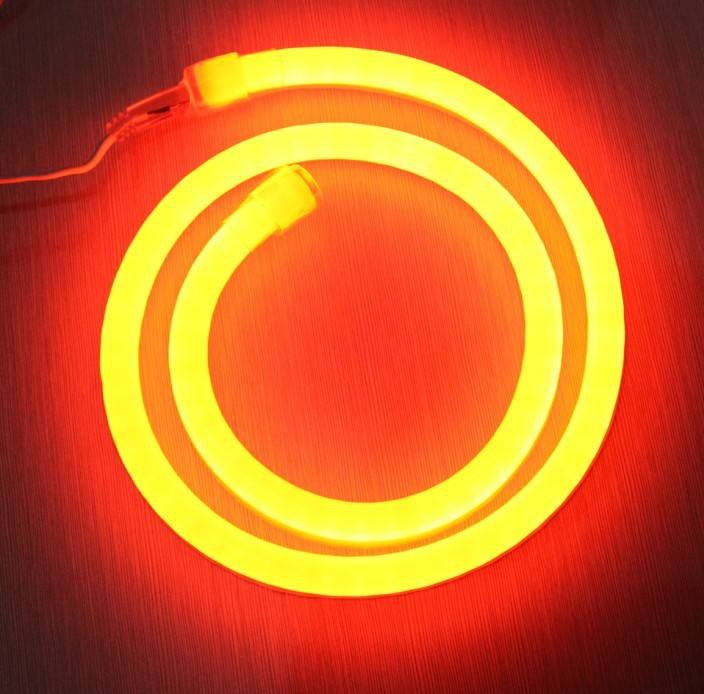 neon led flexible rope light 12v waterproof easy bend neon led flexible tube 1blue/orange/yellow 2v top performance led neon