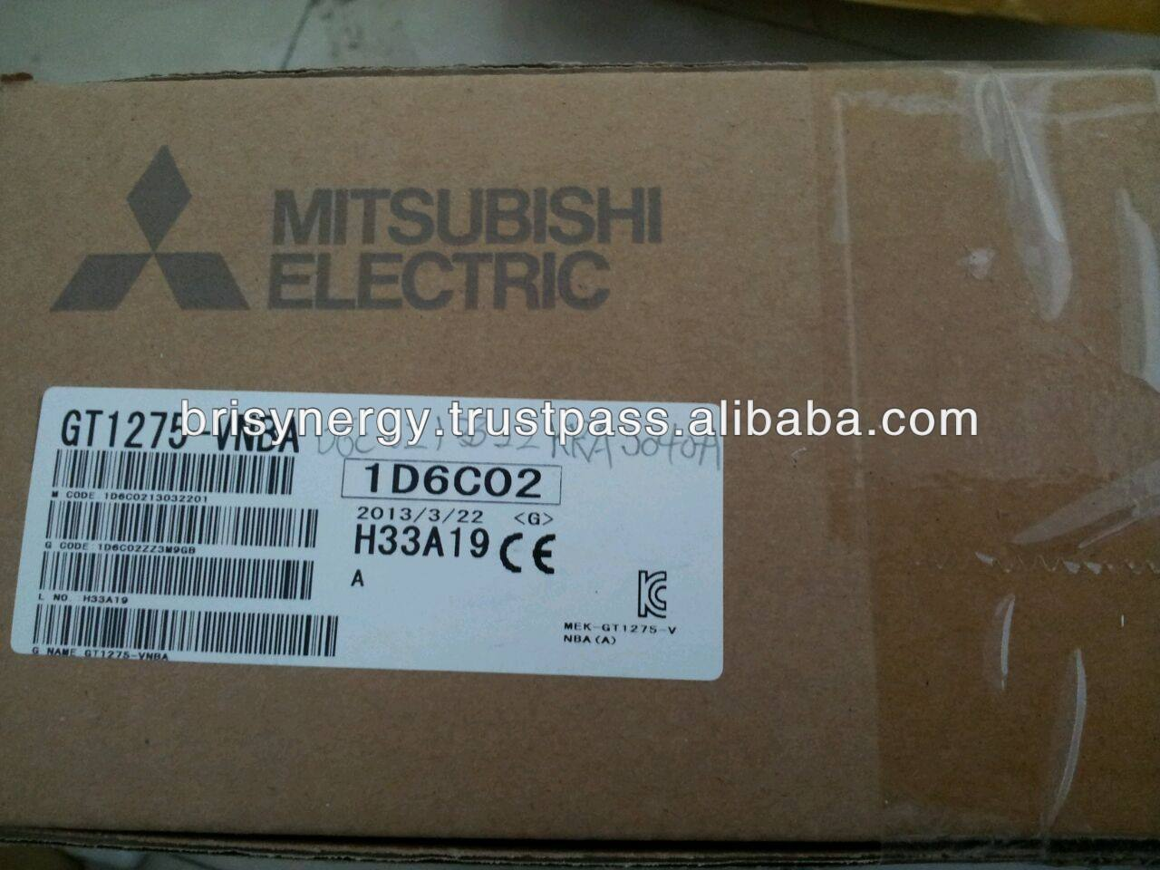Mitsubishi HMI GT1275-VNBA Touch Screen/Touch Panle/Screen Display Genuine Macchina Umana Interfaccia di Alta Qualità