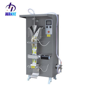 SJ-ZF1000 Automatic water juice milk bag filling sealing packing equipment Pouch filling and liquid packing machine