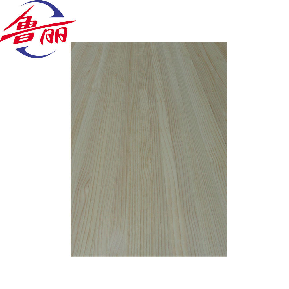 15mm Rubber wood finger joint laminated panels with low price