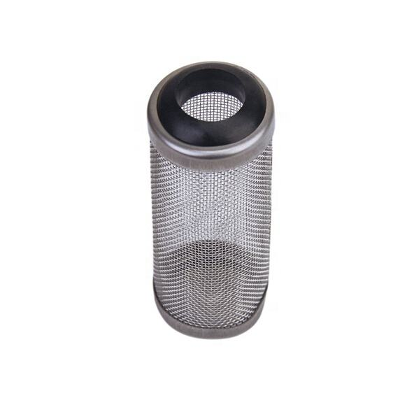 Aquarium Rvs Vis Garnalen Fry Mesh Filter Guard