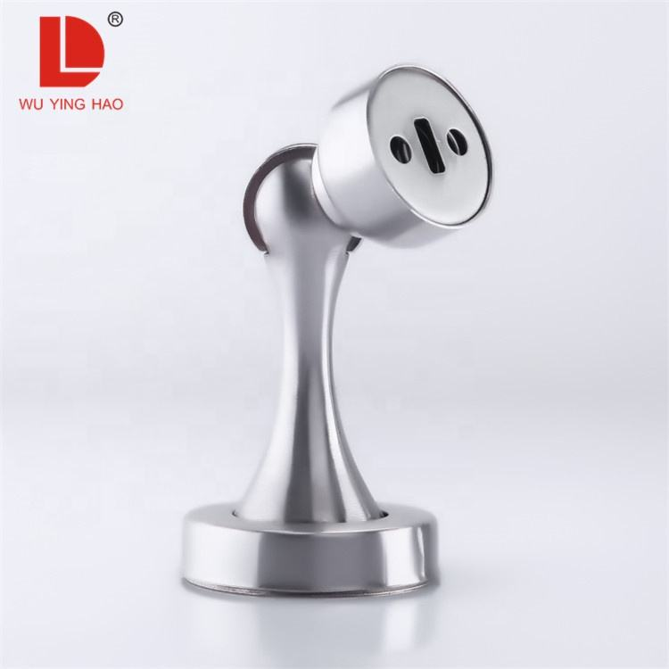 WUYINGHAO China factory stainless steel sliding magnetic door stopper