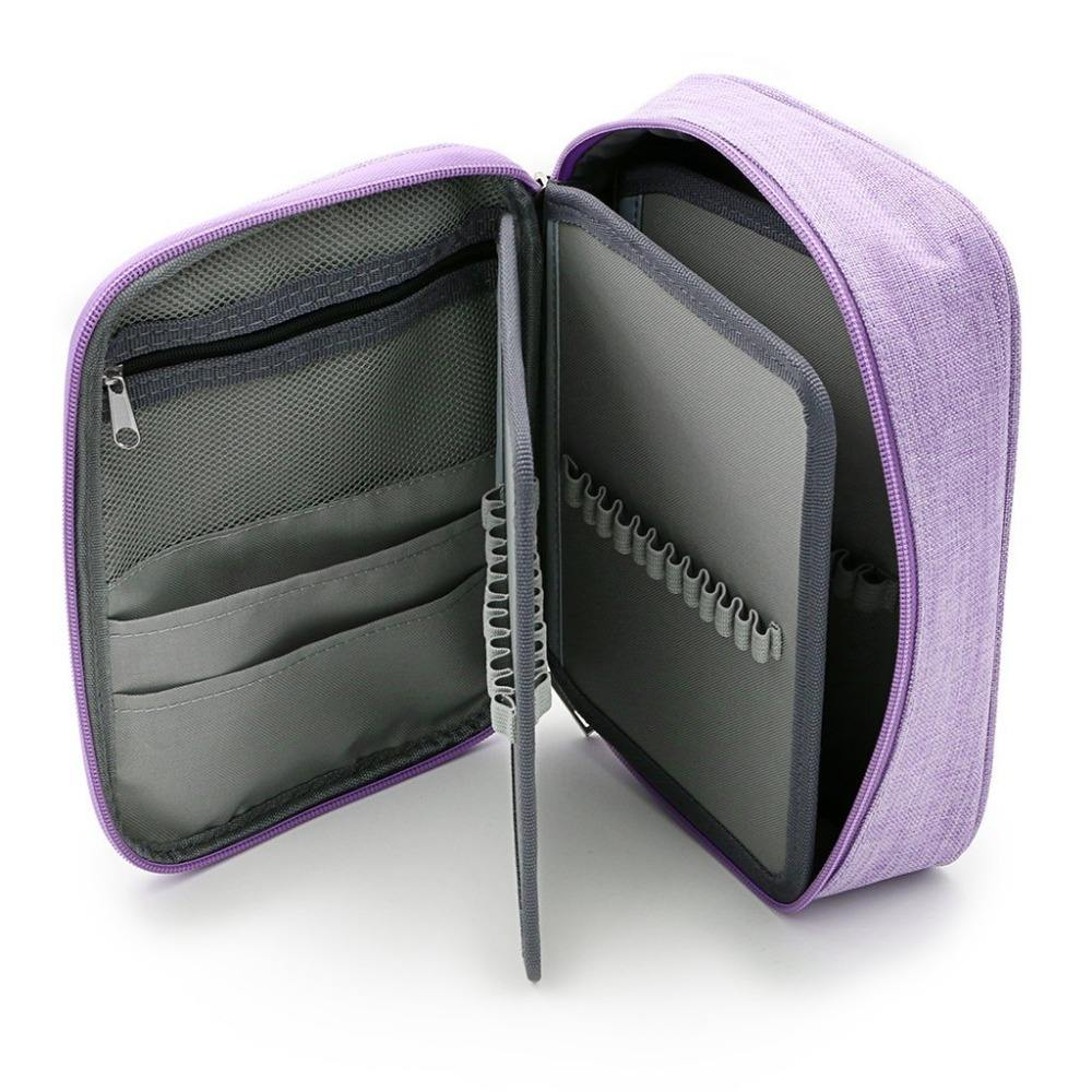Multi-functional Stationery Pencil Pouch 72 Slots Bag