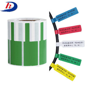 Plastic Cable Label,Cable Label Sticker