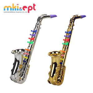Cool colors education toy kids saxophone children sax toys for sale