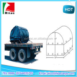 70inch heavy weight 18OZ pvc coil bonnet tarps