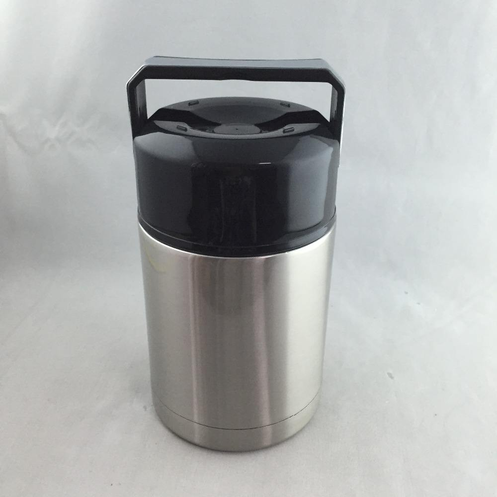 Vaccum Insulated Thermal Stainless Steel lunch box food jar container