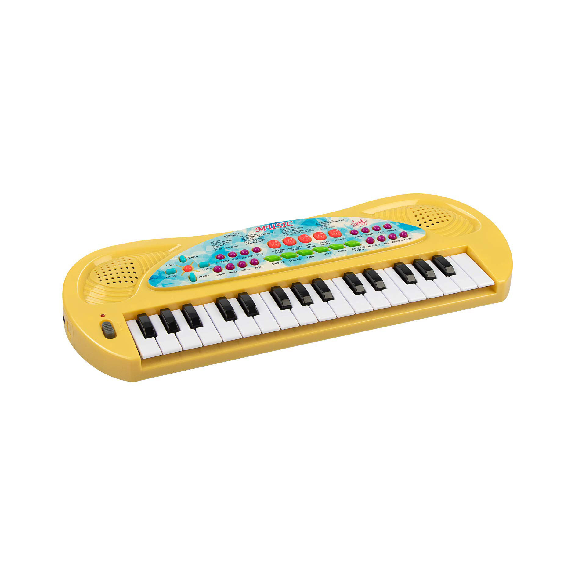 32 Keys Multifunction Portable Electronic Musical Kids Piano Keyboard for Kids Children Boys Early Learning Educational Toy