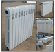China produces water heating cast iron flat panel radiator