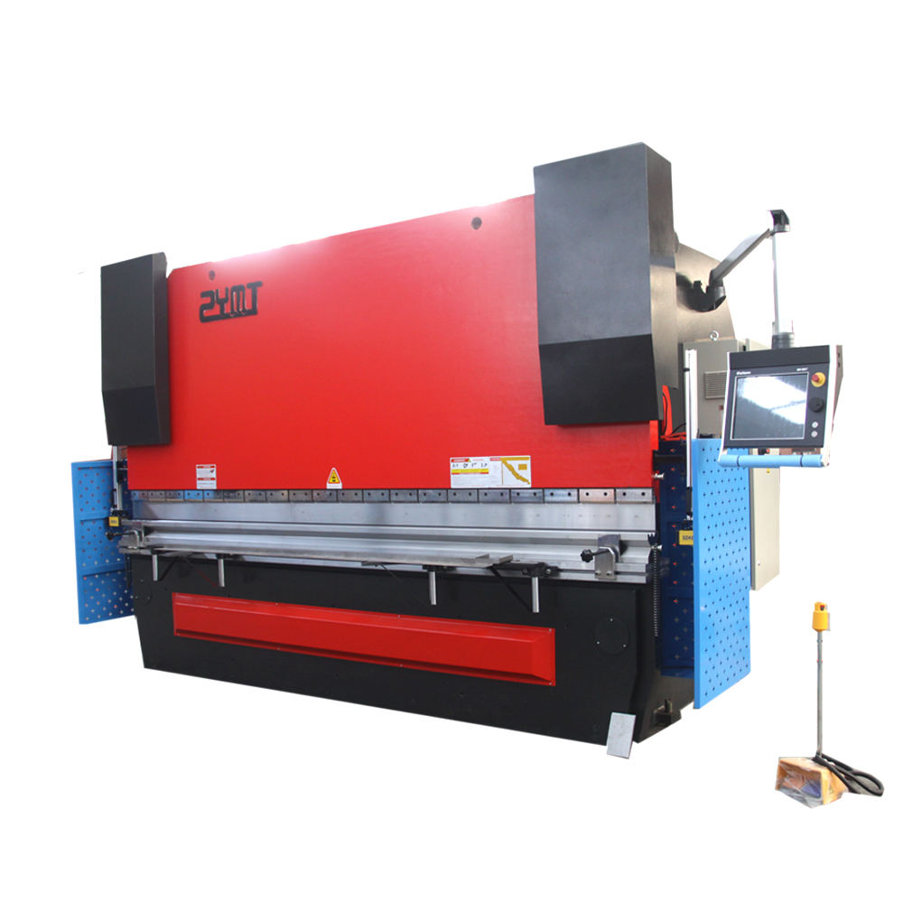 Hidrolik Mesin Press Brake (WC67K 100 T)