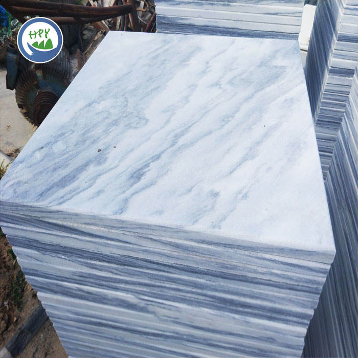 white marble with black veins