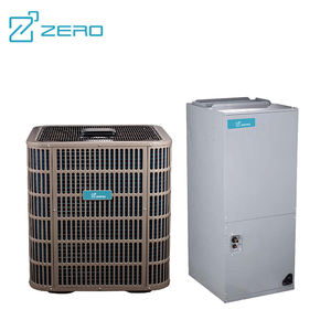 ZERO ยี่ห้อ TOP Discharge Carrier Condensing Unit และ Air Handler