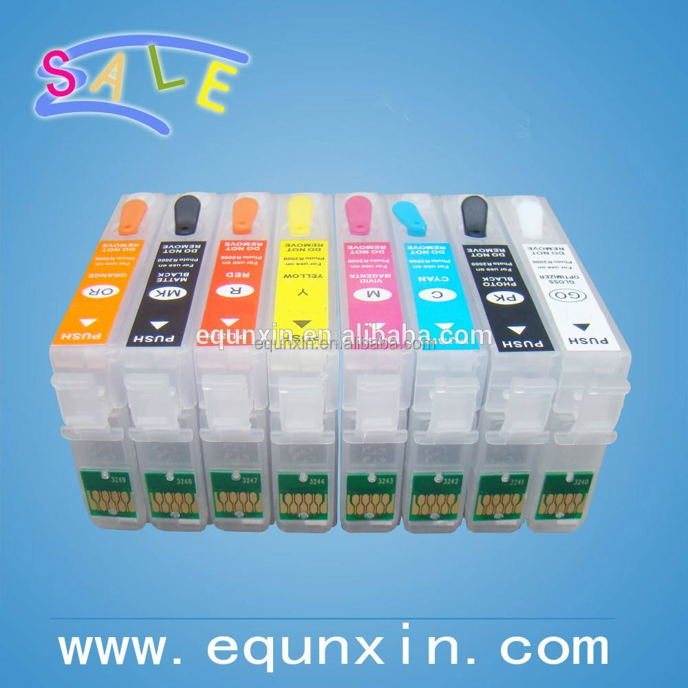 P400 P600 P800 Refill Cartridge With ARC Chip For Epson SureColor SC-P400 P600 P800